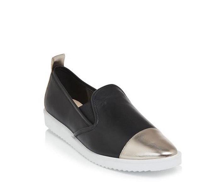 Luxe Slip-Ons by Karl Lagerfeld Paris