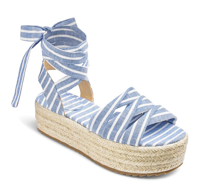 Preppy Espadrilles by Simply Be