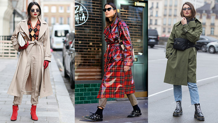 Trench Coats: 10 Spring Styles To Shop Now