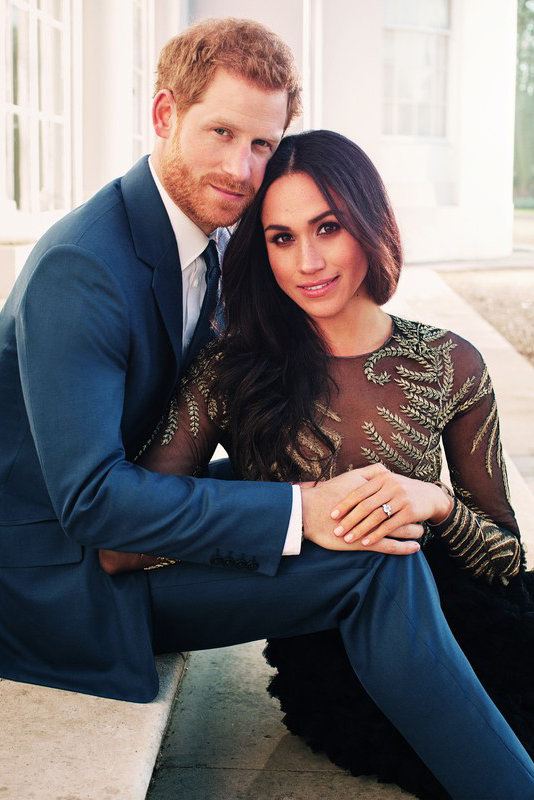 This Is How Meghan Markle Will Pay Tribute To Diana On Her Wedding Day