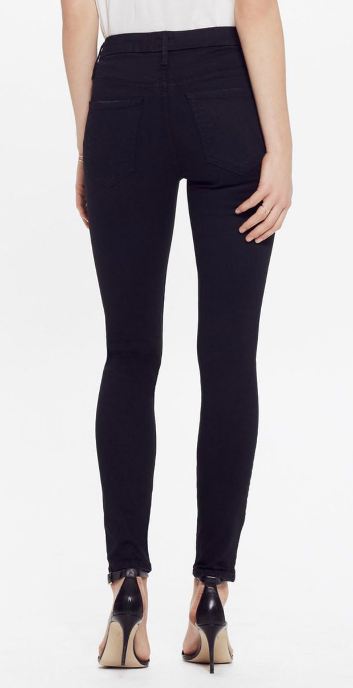 <p>MOTHER HIGH WAISTED SKINNY</p>