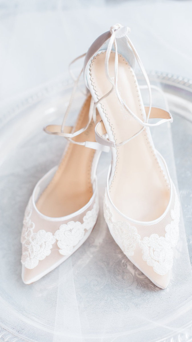 The Best Wedding Shoes: How To Choose APair You'll Fall In Love With