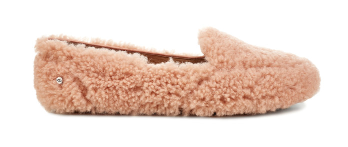 <p>Hailey Fluff Loafer</p>