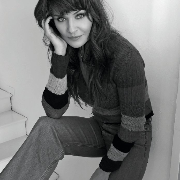 Helena Christensen On How To Take A Supermodel Worthy #Selfie