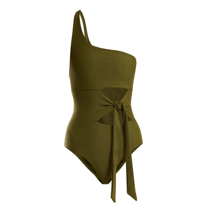 <p>Jade Swim One Piece</p>