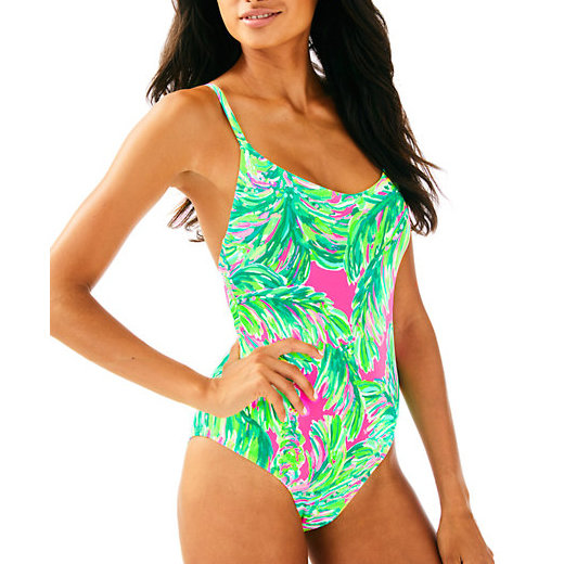 <p>Lily Pulitzer One Piece</p>