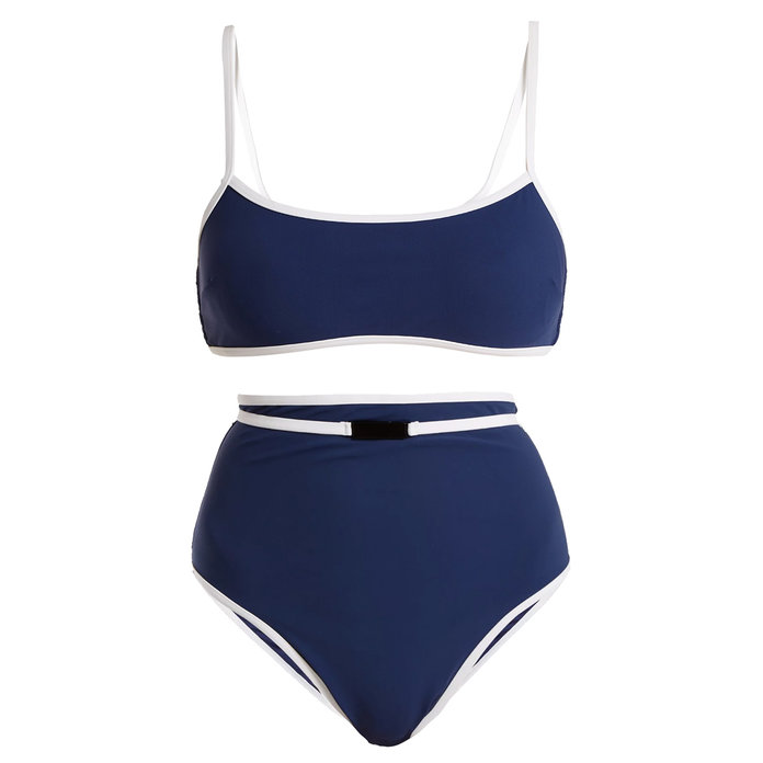 <p>DVF High Waisted Bikini</p>
