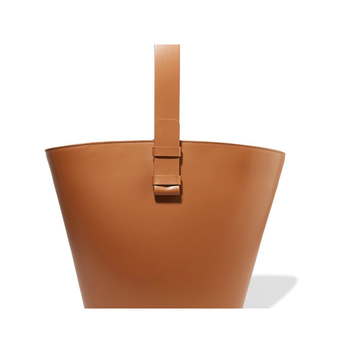 Nelia Leather Tote