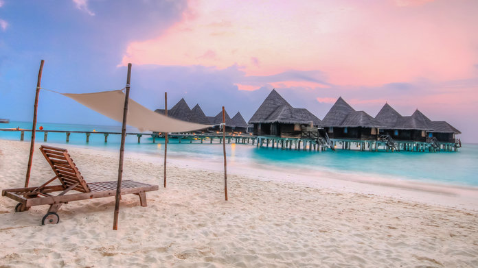 The Maldives…. Barefoot Luxury Meets An Eco Paradise