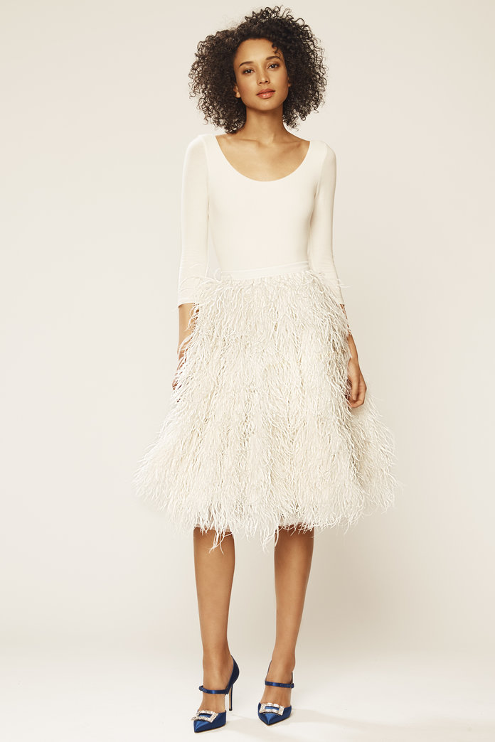 <p>Feather Skirt</p>