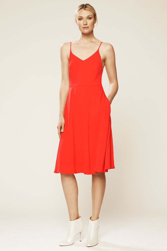 <p>Fit & Flare Dress</p>