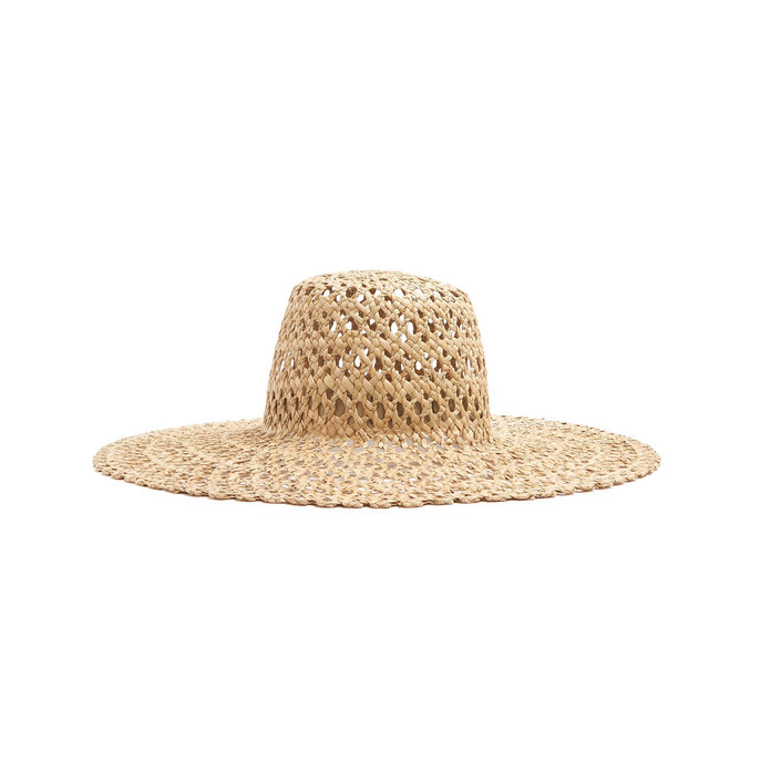 <p>Lola Hats Straw Wide Brim Hat</p>