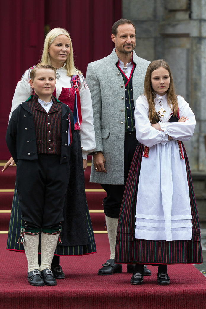 Princess Ingrid Alexandra and Prince Sverre Magnus