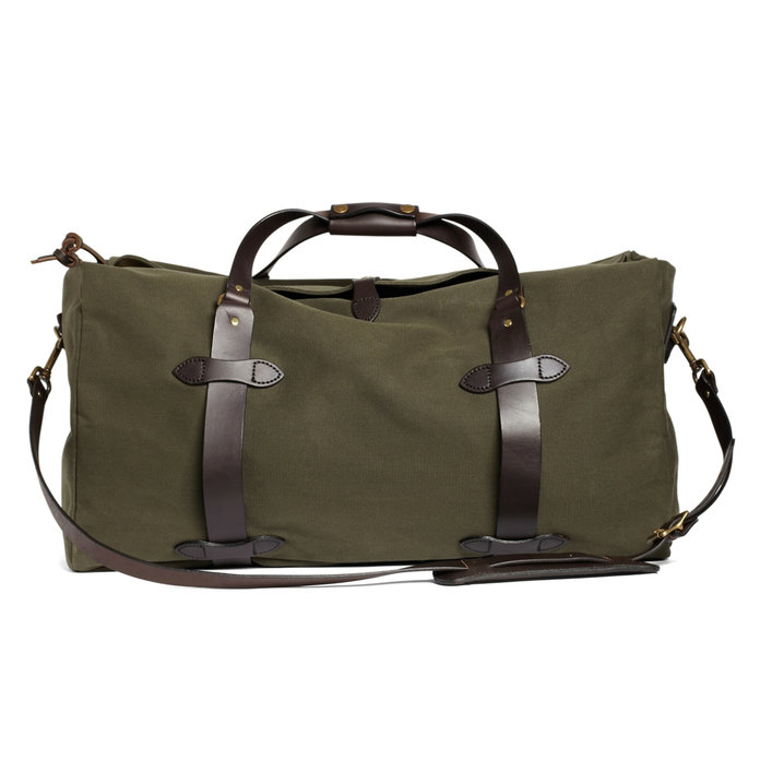 <p>Filson Duffel Bag</p>