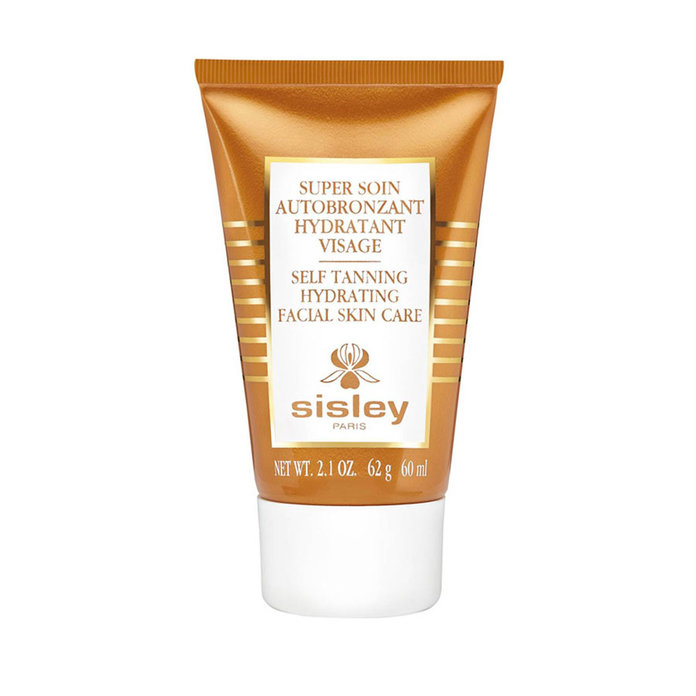 Sisley Paris Super Soin Self Tanning Hydrating Facial Skin Cream