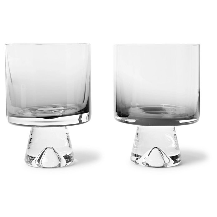 Tom Dixon Low Ball Glasses
