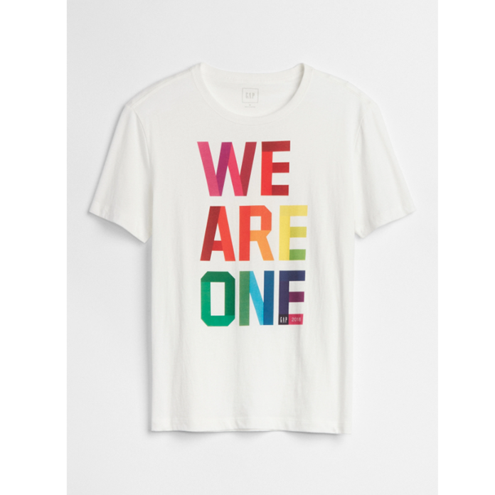 Pride Graphic Crewneck T-Shirt
