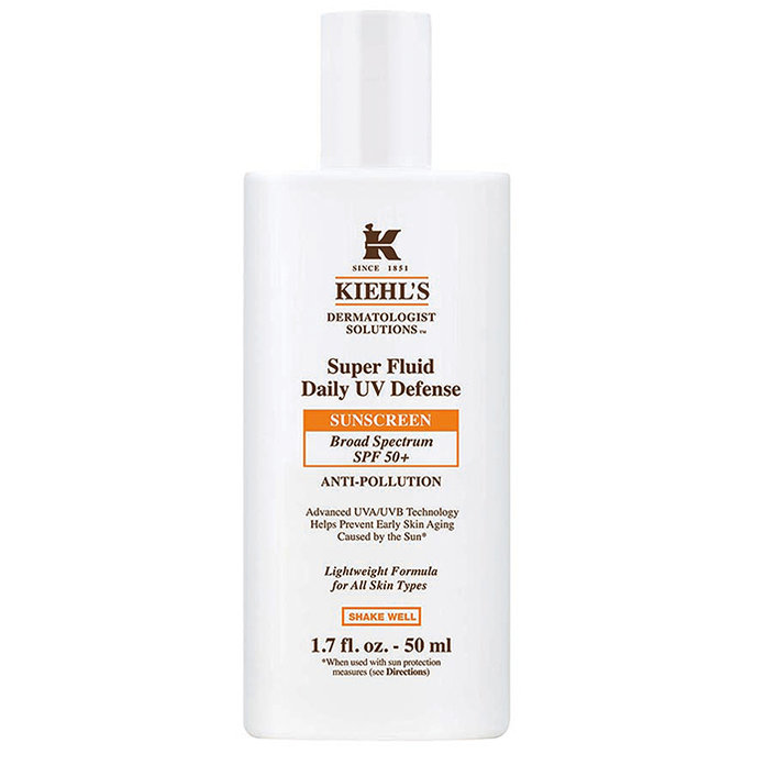 Kiehl's Super Fluid Daily UV Defense Sunscreen Broad Spectrum SPF 50+
