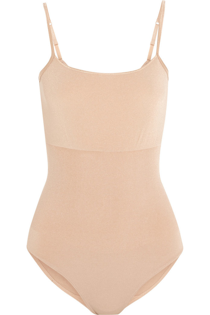 Opaque Natural Light Forming Bodysuit