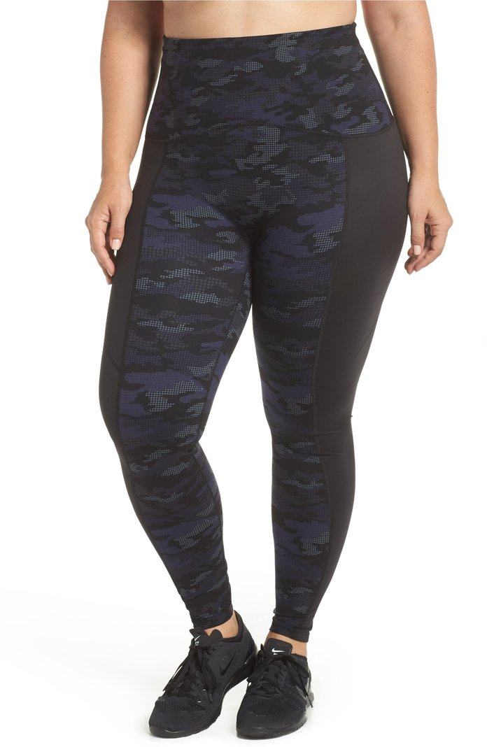 Revamped Camo leggings for tough workouts