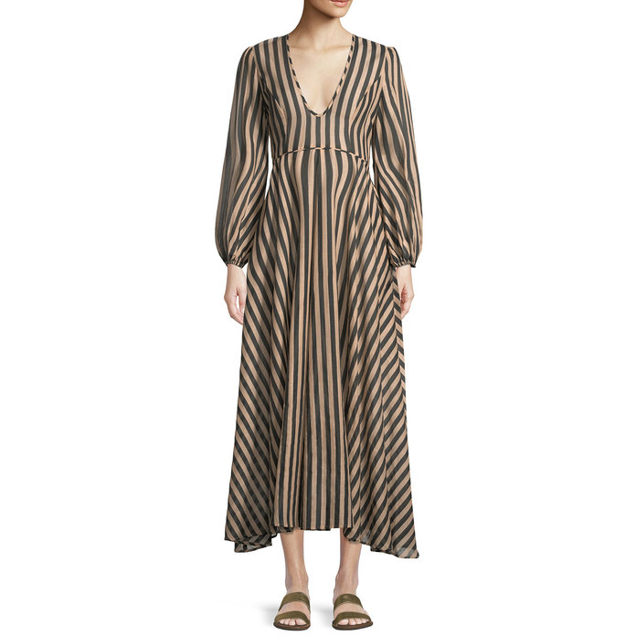 Zimmermann Striped Dress