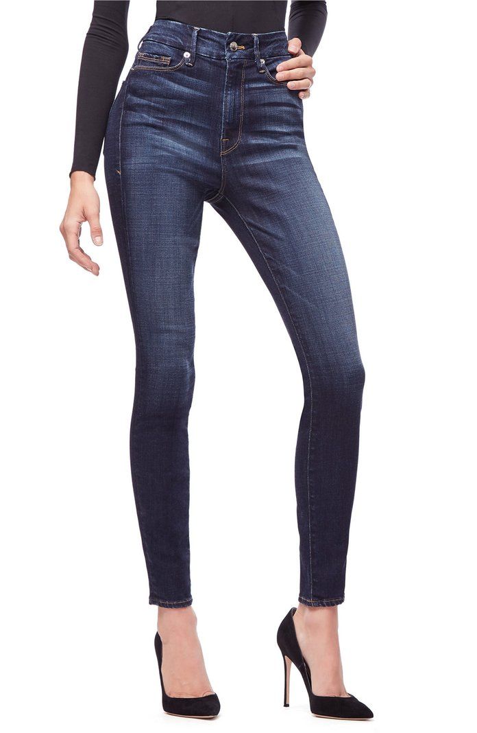 Good Legs High Waist Skinny Jeans