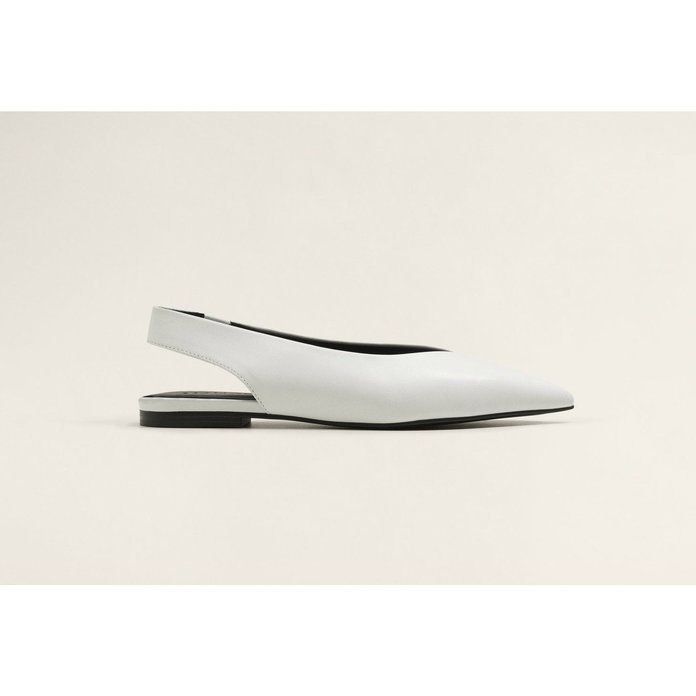 Mango Pointed Toe Shoes