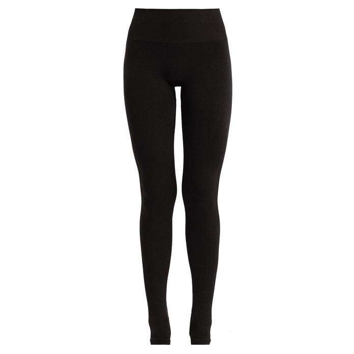 <p>Pepper & Mayne Knit Stirrup Leggings</p>