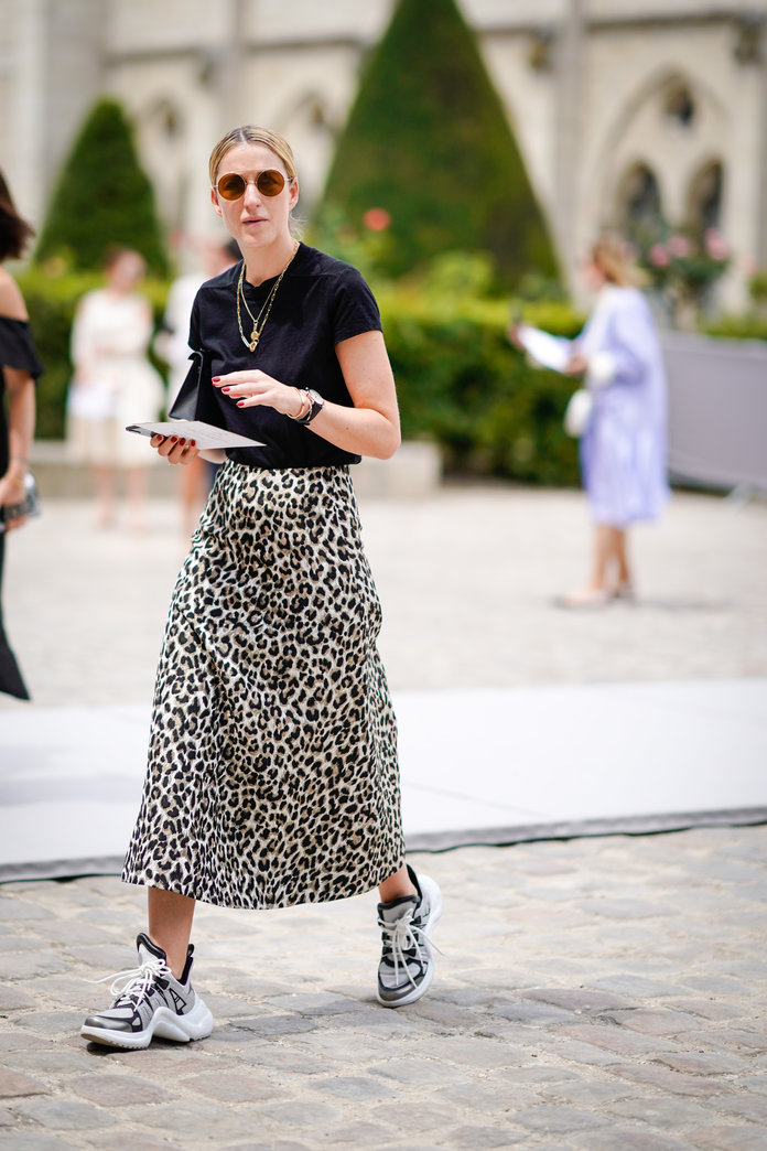 <p>Mix in Casual Pieces</p>