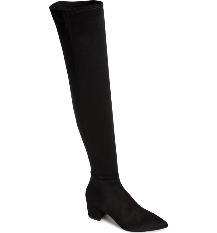 Brinkley Over the Knee Stretch Boot