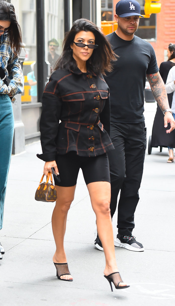 e272cf818144 Kourtney Kardashian s Best Street Style Outfits