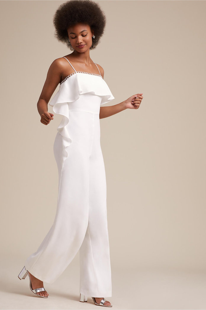 7e126c09155 10 Bridal Jumpsuits That Are Just As Breathtaking As Any Ball Gown