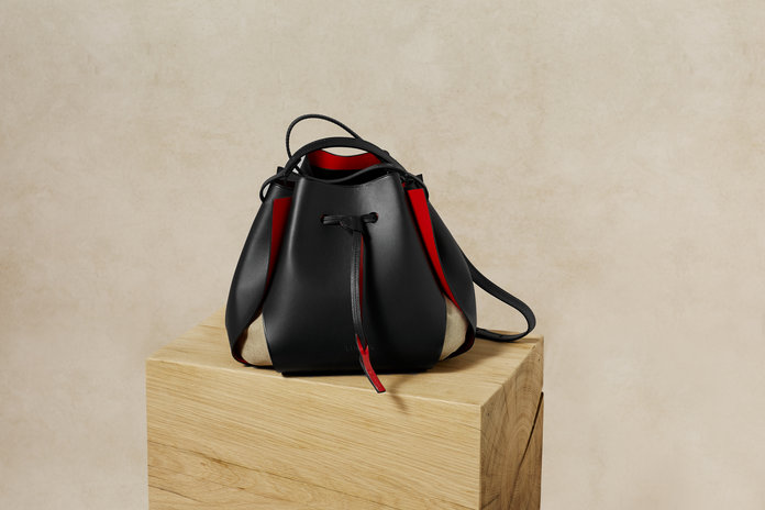 linjer-tulip-bag-red