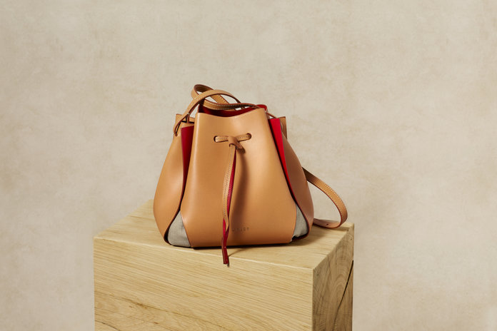 linjer-tulip-bag-red-tan
