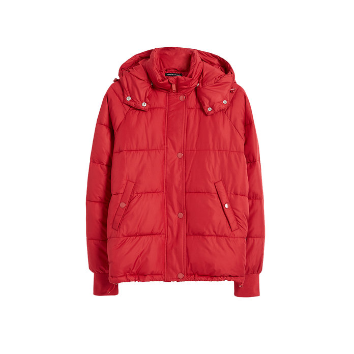 Frank and Oak The Explorer Winter Puffer Jacket with Recycled 3M™ Thinsulate™