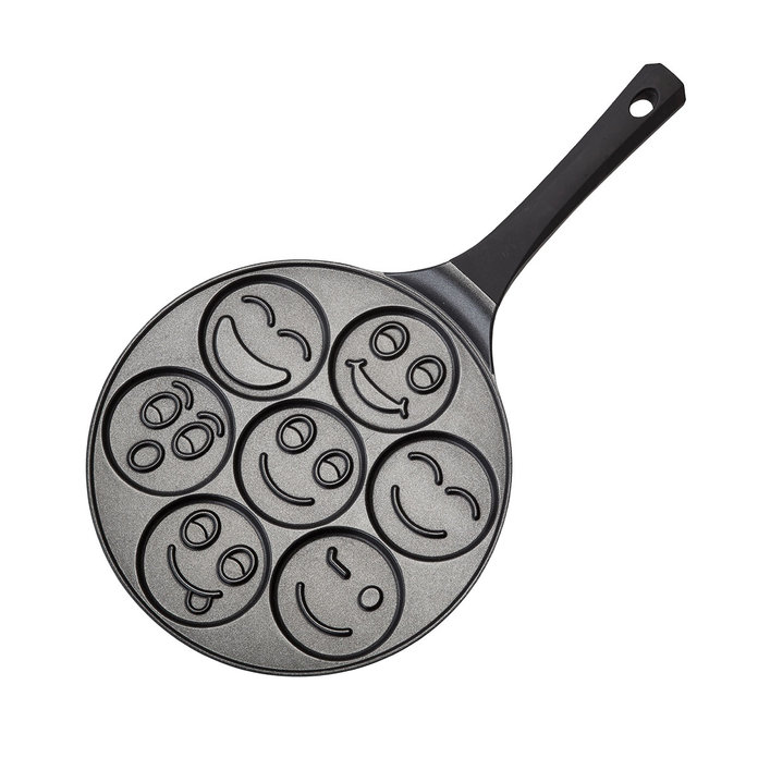 Boon Supply's Emoji Pancake Pan