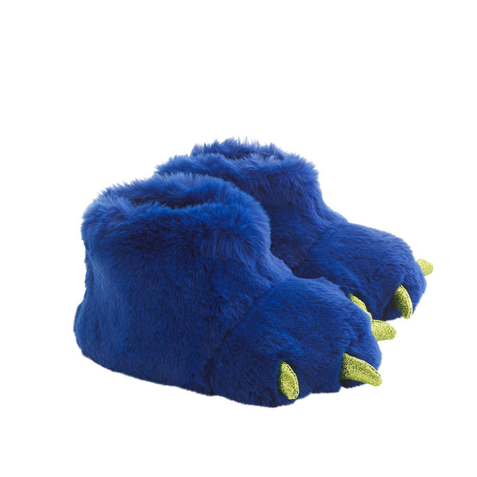 Crewcuts J. Crew Kids' Monster Paw Slippers