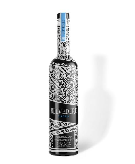 Belvedere (Red) Vodka Limited Edition By Laolu