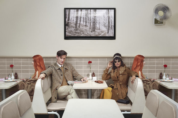 Burberry Holiday Campaign