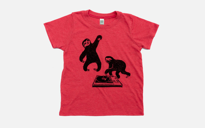 Doonyaya Sloth T-shirt