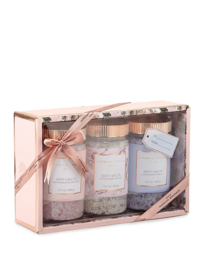 3-Piece Bath Salts Set