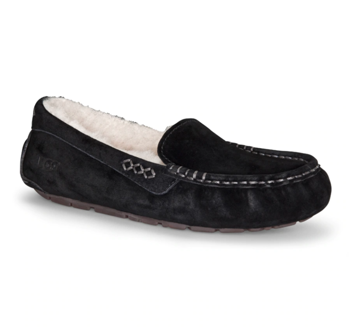 Ugg Women's Ansley Suede Slippers