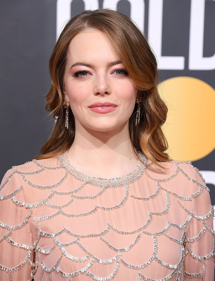 Emma Stone Makeup - Lead