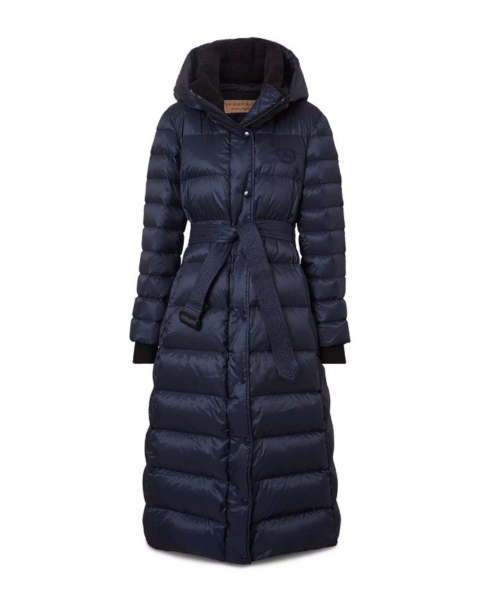 Puffer Coat - Embed