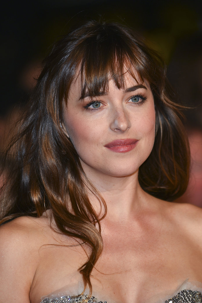 Dakota Johnson on Hair...