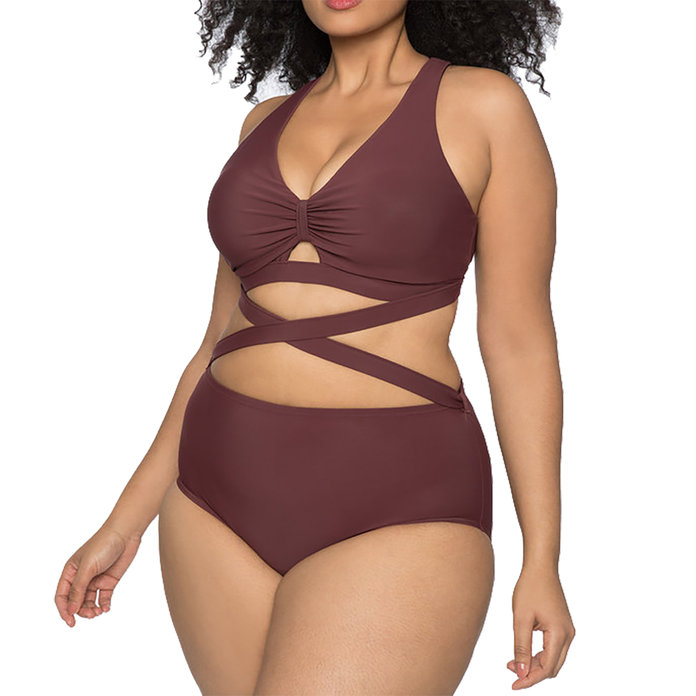 97baa452fb5 The Best Plus-Size Swimsuits for Curves 2019 | InStyle.com