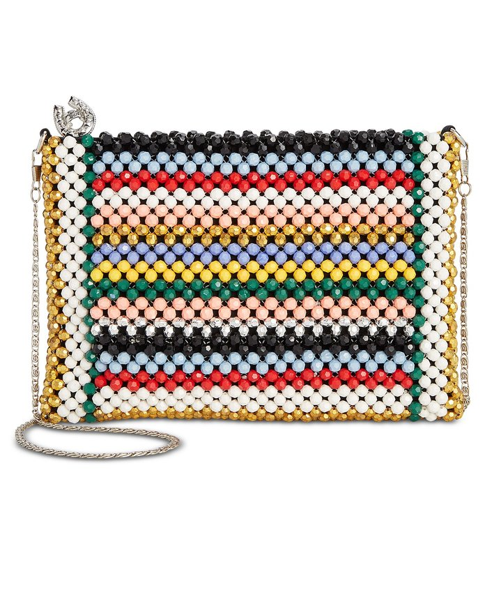 Betsey Johnson Beads & More Cross Body Bag