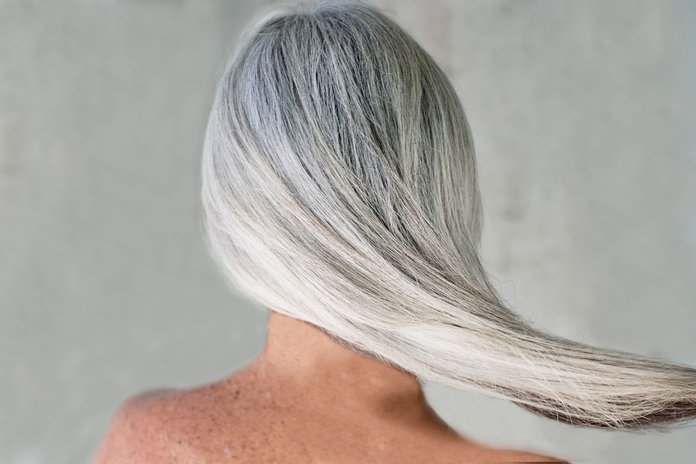 Opt for Semi-Permanent When Coloring Gray Hair
