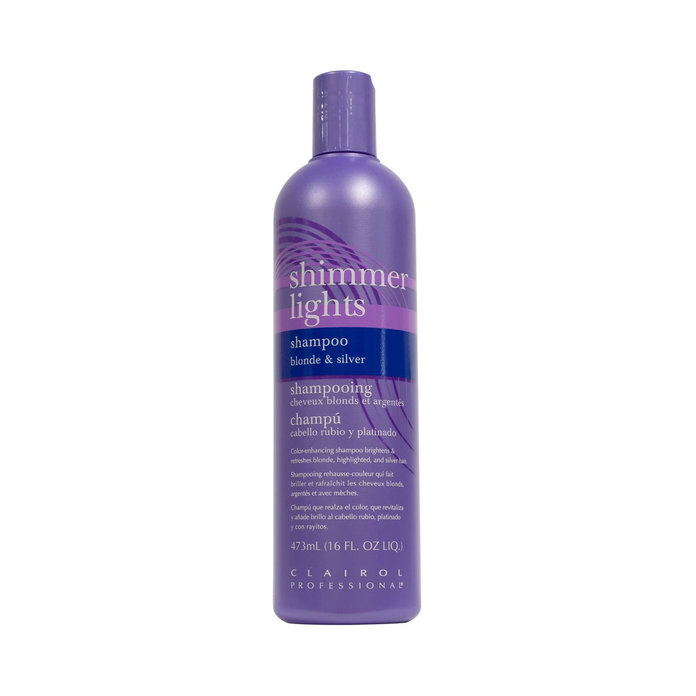 Invest in a Purple Shampoo