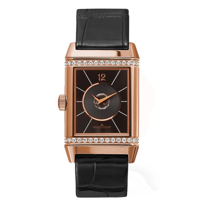 Best Ultra-Luxe Option: Jaeger LeCoultre Reverso Classic Duetto 2